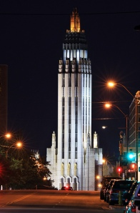 Boston Avenue United Methodist Church, Downtown Tulsa